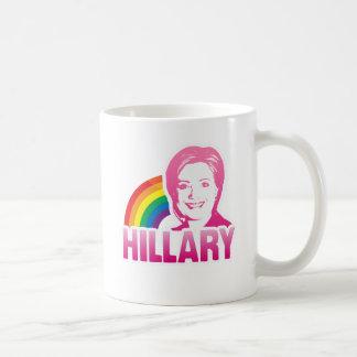 LGBT FOR HILLARY CLINTON 2016 -.png Coffee Mug