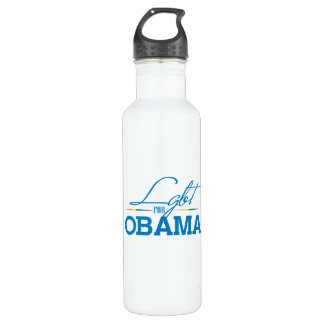 Lgbt for Obama 710 Ml Water Bottle