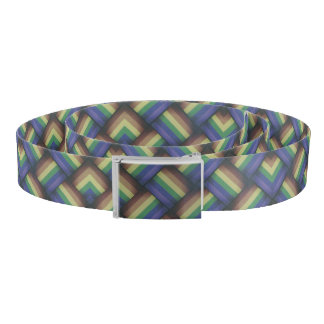 LGBT Gay Pride Party Rainbow Belt
