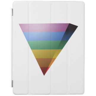 LGBT PRIDE 3D TRIANGLE iPad COVER