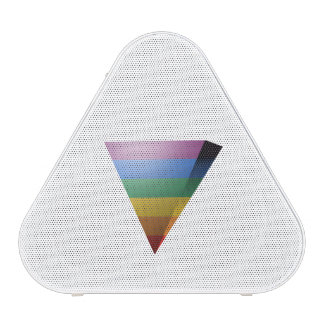 LGBT PRIDE 3D TRIANGLE SPEAKER
