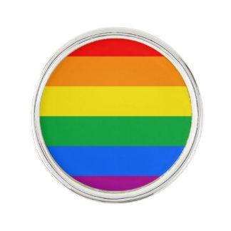LGBT Pride Flag / Rainbow Flag Lapel Pin