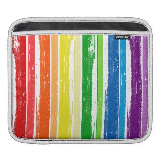 LGBT PRIDE INK BAR -.png iPad Sleeve