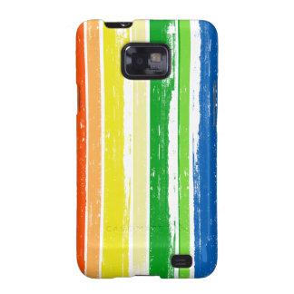 LGBT PRIDE INK BAR -.png Samsung Galaxy SII Cases