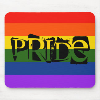 LGBT Pride Mouse Pad
