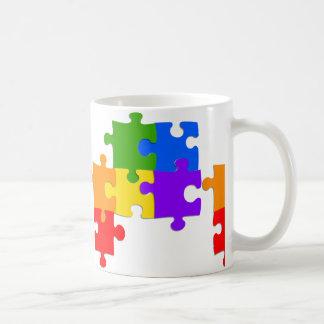 LGBT Puzzle Coffee Mug