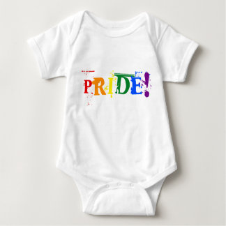 LGBT rainbow pride Infant Creeper