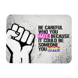 LGBT RESISTANCE MAGNET