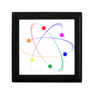 LGBT Whirling Atoms Gift Box