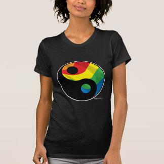 LGBT Ying Yang Tshirts