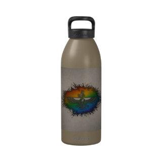 LGBT Zoroastrianism's Faravaharv Water Bottles