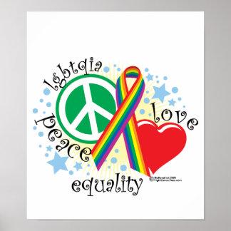 LGBTQIA PLE PRINT