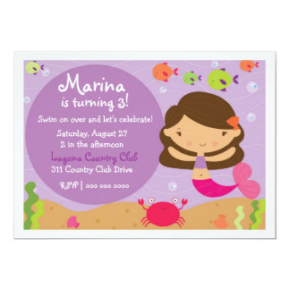 LGC | The Merry Mermaid Card