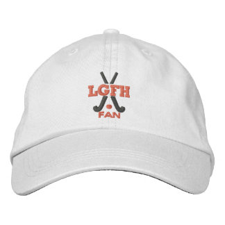 LGFH Fan Adjustable Cap Embroidered Hat