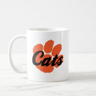 LGHS Wildcats Pawprint Mug