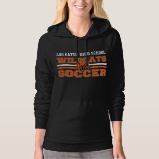 LGHS Wildcats Soccer Cat Sweatshirt