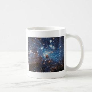 LH 95 in the Large Magellanic Cloud Basic White Mug