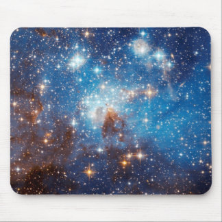 LH 95 Star Forming Region - Hubble Space Photo Mouse Pad
