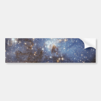 LH 95 Star forming region NASA Bumper Sticker
