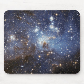 LH 95 Star forming region NASA Mouse Mat