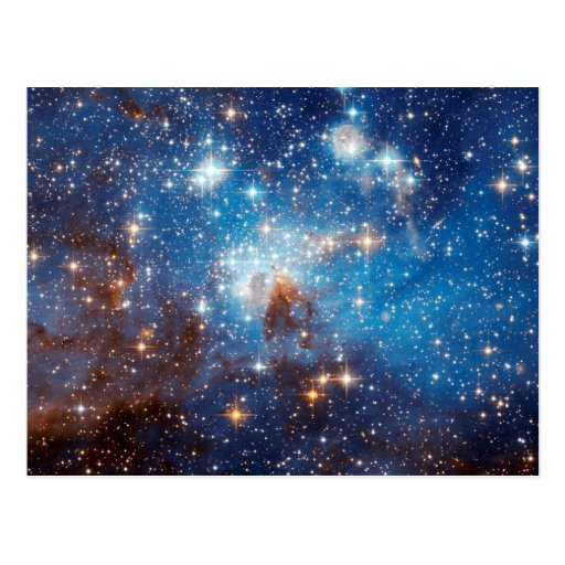 LH 95 Star Forming Region Postcards