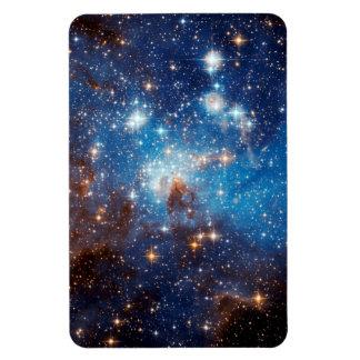 LH 95 Star Forming Region Rectangular Photo Magnet