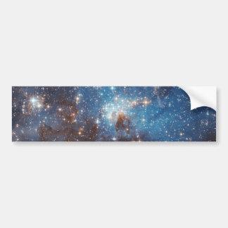 LH 95 stellar nursery space photography Bumper Sticker