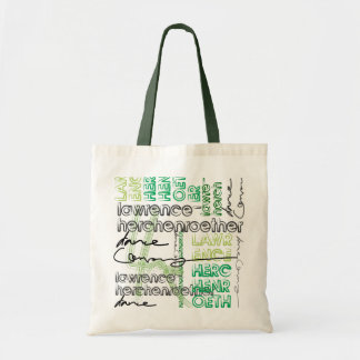 LH Co. tote Canvas Bags