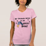 Lhasa Apso Agility Dog Shirts