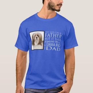 Lhasa Apso Dad Shirt