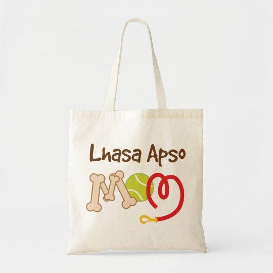Lhasa Apso Dog Breed Mum Gift Tote Bag