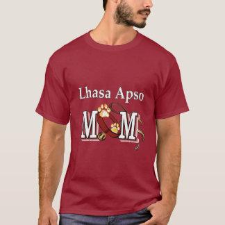 Lhasa Apso Mom Gifts T-Shirt