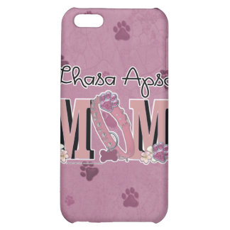 Lhasa Apso MOM iPhone 5C Covers