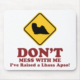 Lhasa Apso Mouse Mat