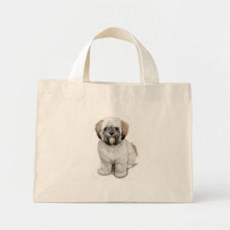 Lhasa apso Puppy bag