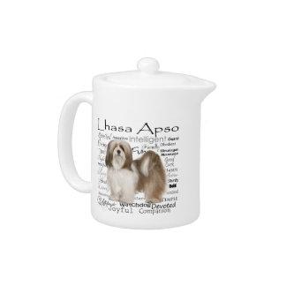 Lhasa Apso Teapot