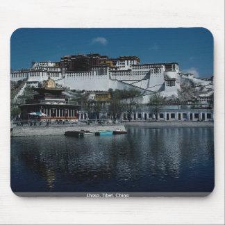 Lhasa, Tibet, China Mouse Mat