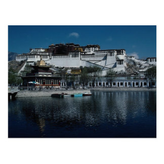 Lhasa, Tibet, China Postcard