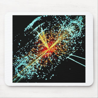 LHC Collision Mouse Pad