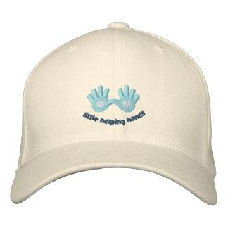 LHH Smile Logo Flexfit Wool Cap Embroidered Hats