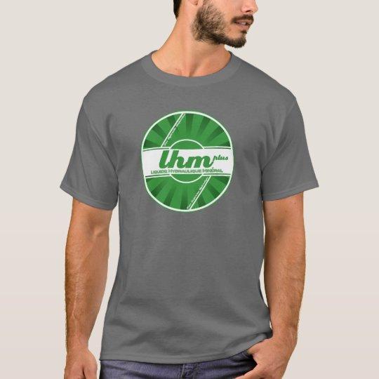 LHM Hydraulic Fluid Logo T-Shirt