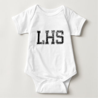 LHS High School - Vintage, Distressed T Shirts