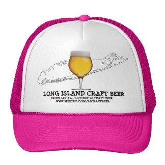LI CRAFT BEER HAT - ladies
