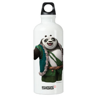 Li - Po's Dad Water Bottle
