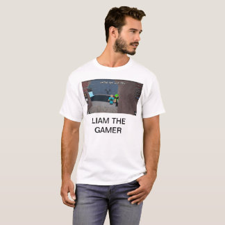 Liam the gamer T-Shirt