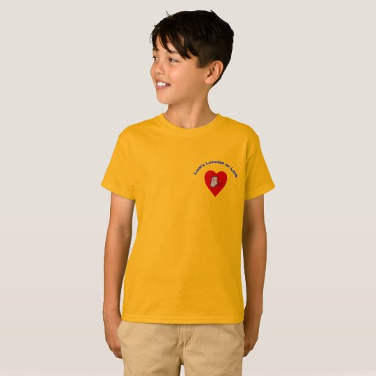 Liam's Lunches of Love T-Shirt