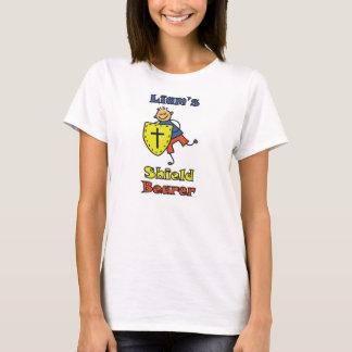 """Liam's Shield Bearer"" Lady's t-shirt"