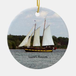Liana's Ransom ornament