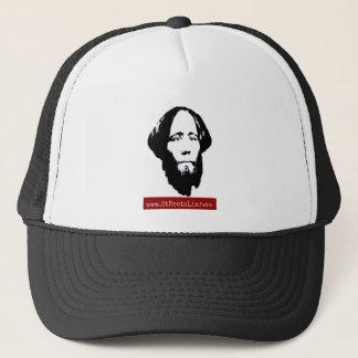 LIAR man.jpg Trucker Hat