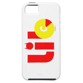 Lib Lie iPhone 5 Cover